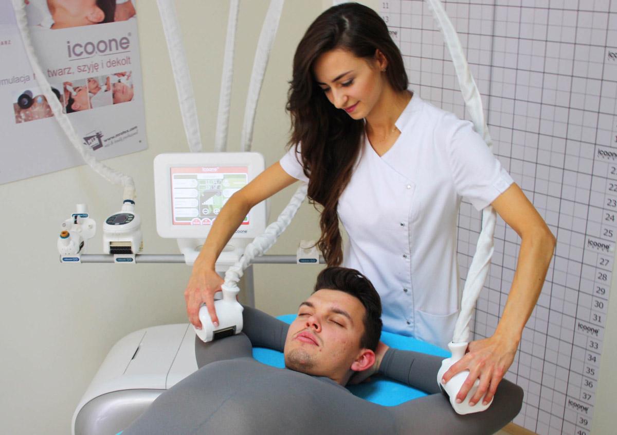 Вакуумный массаж лица на аппарате icoone отзывы мерки для нижнего белья женского для шитья