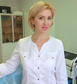Еловикова Надежда Вячеславовна. Врач косметолог